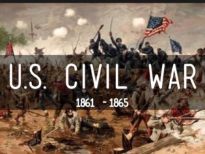 Dr. Howard Oliver - Civil War